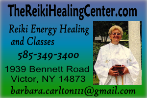 The Reiki Healing Center